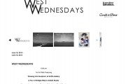 Flyer for West Wednesday